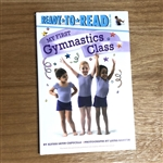 My First Gymnastics Class Hardcover Book   - You Go Girl Dancewear
