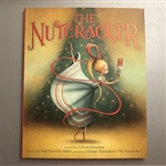 Balanchine's The Nutcracker Hardcover Book   - You Go Girl Dancewear