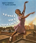 A Dance Like Starlight: One Ballerina's Dream Hardcover Book   - You Go Girl Dancewear
