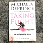 "Taking Flight Book ""From War Orphan To Star Ballerina.""   - You Go Girl Dancewear"