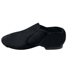 Sansha Stretch Canvas Slip-On Jazz Shoe - JS10