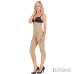 EuroSkins Seamless Plus Size High Waist Capri Shaper by Eurotard - You Go Girl Dancewear