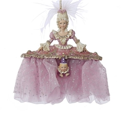 Nutcracker Mother Ginger Ornament - You Go Girl Dancewear