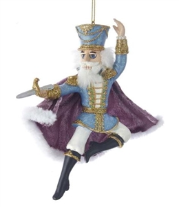 Nutcracker Prince Ornament - You Go Girl Dancewear