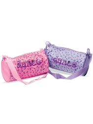 Leo Hearts 4 Ever Roll Bag Style Dance Bag - LA3004 - You Go Girl Dancewear