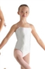 Leo Satin Basic Leotard - You Go Girl Dancewear