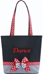 Minnie Dance Tote - You Go Girl Dancewear