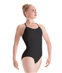 Motionwear Cross Back DanceFlex Leotard