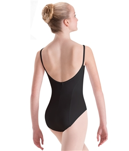 Motionwear Dance Flex Princess Seam Camisole Leotard
