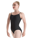 Motionwear Adult Classic with Removable Padded Cups Camisole Leotard