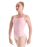 Motionwear Women's Plus Size Camisole Dance Leotard