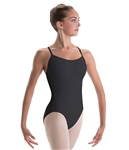Motionwear Womens Plus Size Racerback Camisole Leotard