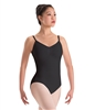 Motionwear Adult Long Torso Pinch Front Leotard