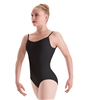 Motionwear Adult Long Torso Adjustable Strap Camisole Leotard