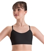 Motionwear Adult V-Back Strap Camisole Bra Top