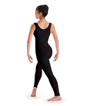 Motionwear Child Tank Unitard