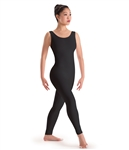 Motionwear Womens Plus Size Tank Unitard