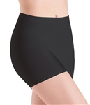 Motionwear Womens Plus Size Micro Shorts