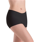 Motionwear Womens Plus Size Low Rise Shorts