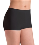 Motionwear Womens Plus Size Boy Cut Shorts