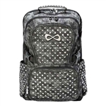 Nfinity GRAY CAMO BACKPACK - You Go Girl Dancewear