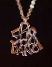 5678 Dance Necklace - You Go Girl Dancewear