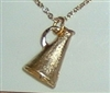 Megaphone Necklace - You Go Girl Dancewear