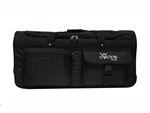 Ovation gear Large Black Performance Dance Bag with Rack with USB port