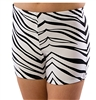 Pizzazz Adult Animal Print Boy Cut Shorts	- 2200AP - You Go Girl Dancewear