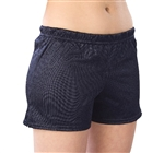 Pizzazz Child Mesh Shorts - 4300 - You Go Girl Dancewear