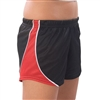 Pizzazz Adult Fusion Mesh Shorts - You Go Girl Dancewear