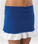 Pizzazz Child Body Basics Ruffled Skirt with Boys Cut Brief - 7100 - You Go Girl Dancewear