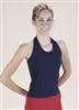 Pizzazz Adult MVP Halter Top - 8400 - You Go Girl Dancewear