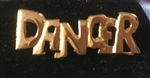 Dancer Pin Gold - You Go Girl Dancewear