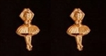Ballerina Earrings - You Go Girl Dancewear