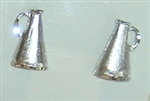 Megaphone Earrings - You Go Girl Dancewear