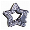 Rhinestone Star Charm - You Go Girl Dancewear