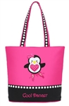 Sassi Designs PEN-01 Penguin Ballerina Tote - You Go Girl Dancewear