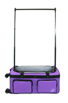 Medium Purple 4X Dual Wheel Bag - You Go Girl Dancewear!