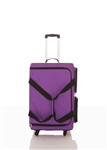 Rac N Roll Purple Expandable Dance Bag 4.0 with Rack - Large