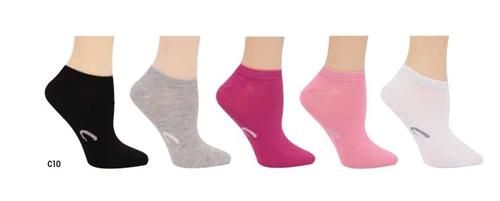 2b2029aa8 Capezio No Show Sock Liner for Girls - You Go Girl Dancewear