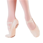 So Danca Child Stretch Split Sole Canvas Ballet Shoe