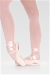 So Danca Pointe Shoe Covers w/ Attached Elastic