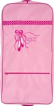 Sassi Designs BAL-14 GARMENT BAG - Sweet Delight Pointe Shoes N Ribbons & Dance