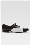 So Danca Men's Black/White Ballroom Shoe