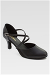 So Danca Women's Black Ballroom Shoe
