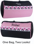 Sassi Designs BTC-06 Ballet/Tap Combo Bag - Medium Duffel