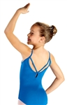 So Danca Child Camisole Leotard with Back Detail