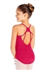 So Danca Child Camisole Leotard with back Detail - You Go Girl Dancewear