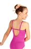 So Danca Camisole Child Leotard with back Rhinestone Detail - You Go Girl Dancewear